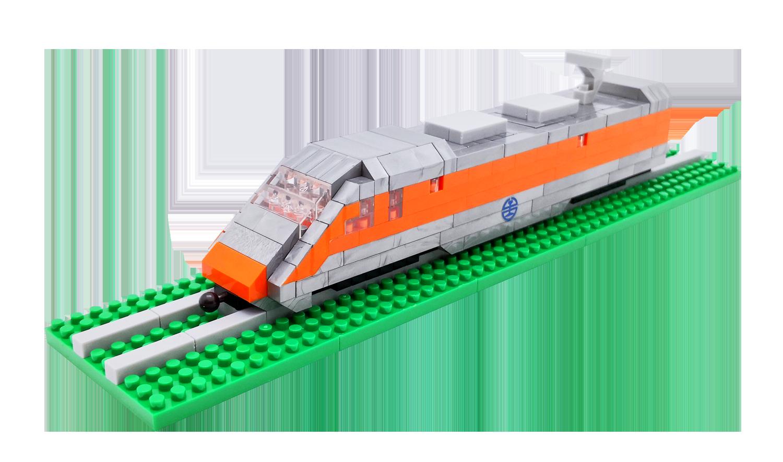 台灣鐵道列車-自強號