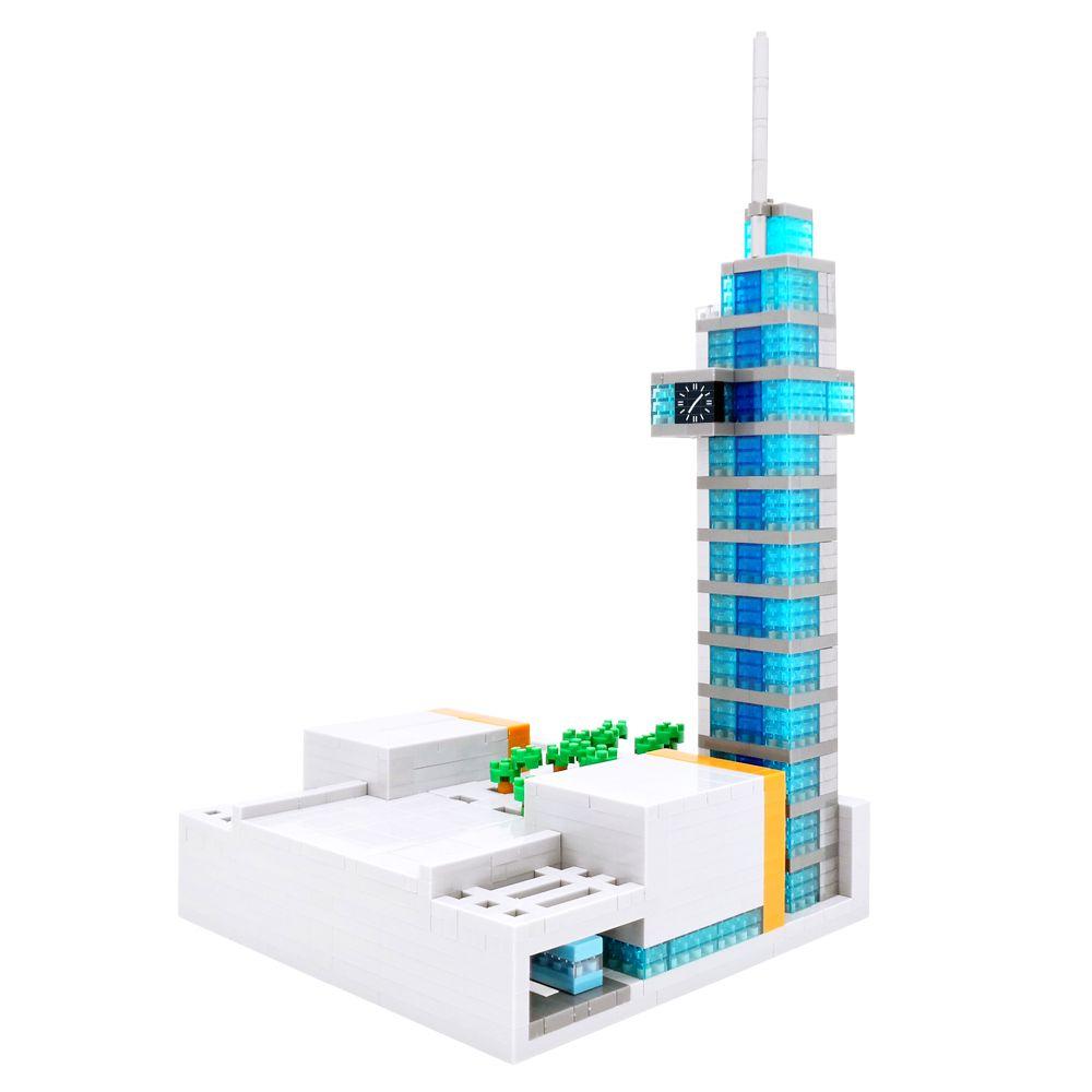 中國西安科技大學-觀光塔
