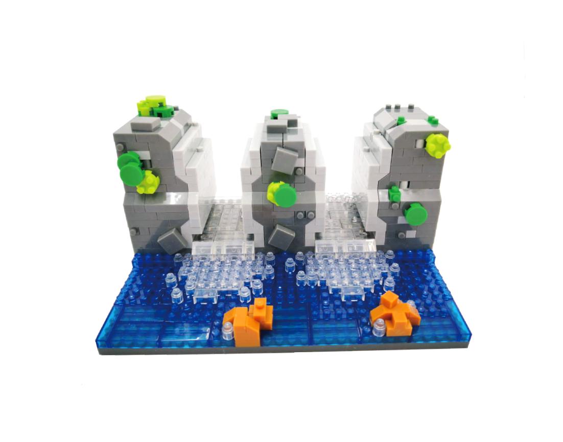 水土保持工程設計-防砂霸