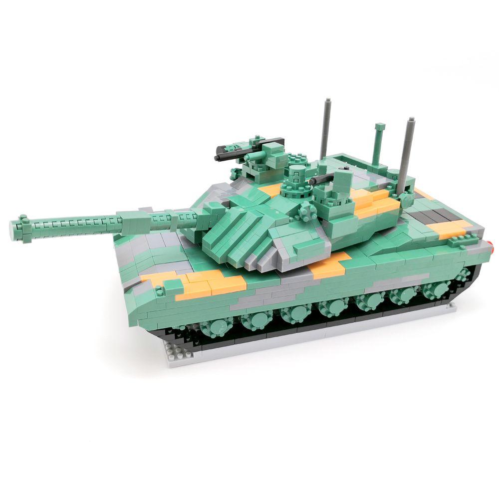 國防部 M1A2T艾布蘭主力戰車