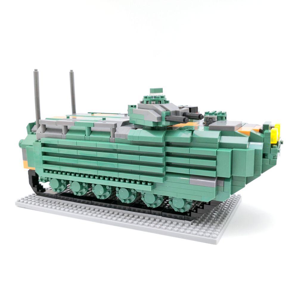 國防部 AAV7兩棲突擊車