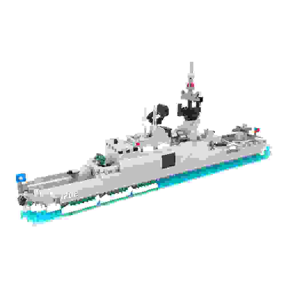 康定級飛彈巡防艦