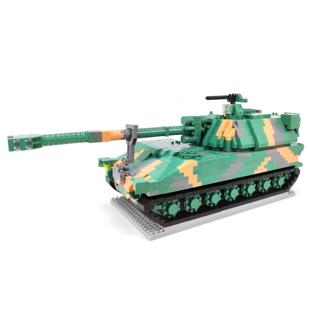 國防部M109自走砲車