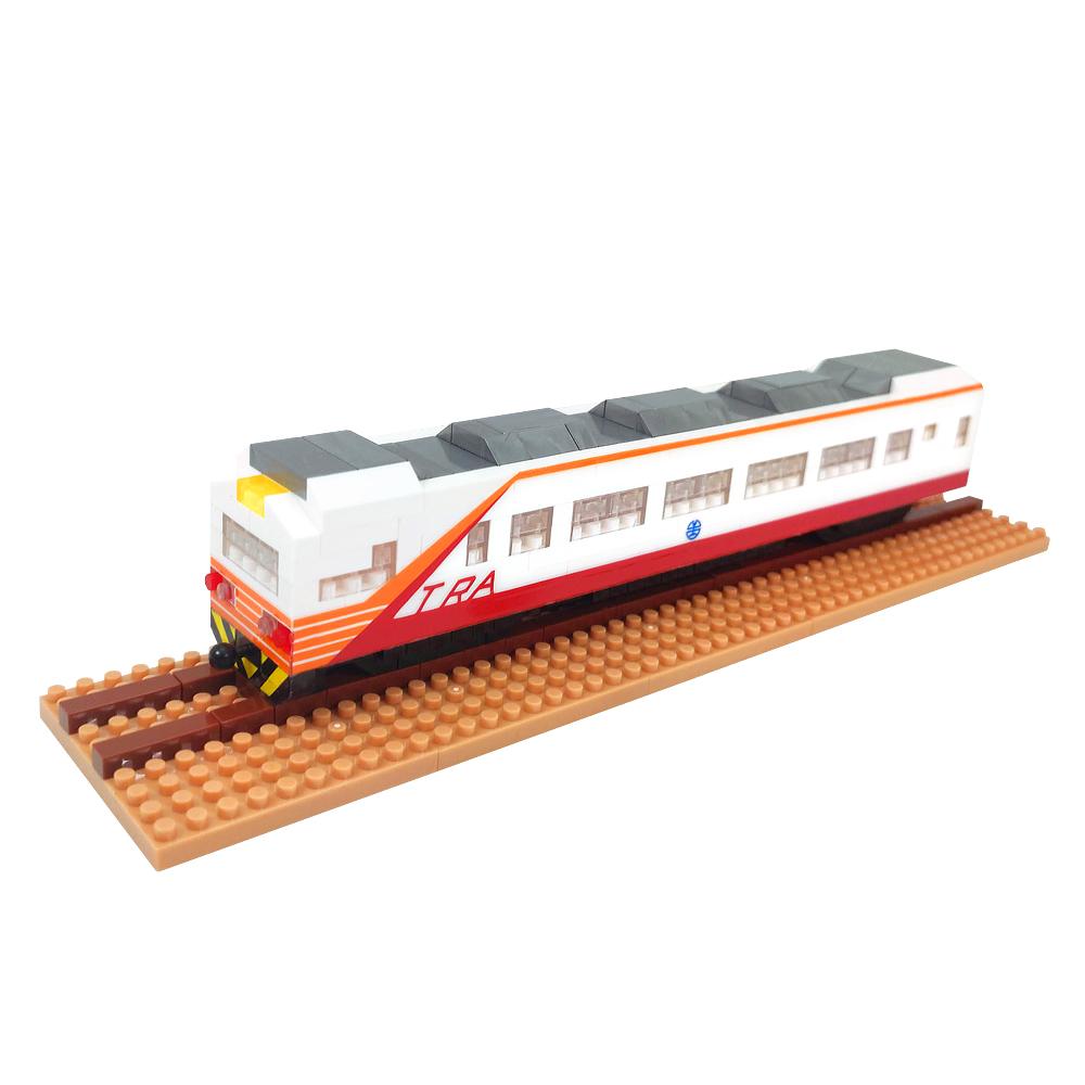 台鐵授權TRA列車-【紅斑瑪】EMU1200型電聯車